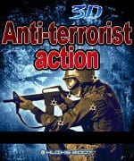 3D Anti-terrorist Action game cover