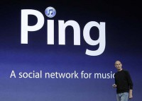 Apple's 'Ping' social network within iTunes