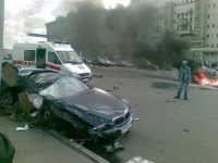 Car accident in Moscow, 19-year-old cyber criminal deceased in his BMW