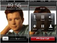 Rick Astley rickrolled by the 'ikee' worm infecting iPhone