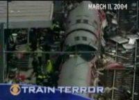 CBS News report on Madrid train bombing