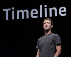 Facebook's 'Timeline' profile contributes to more intense tracking