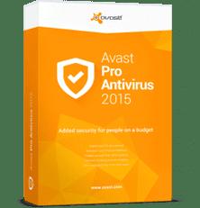 avast! Pro Antivirus 2015