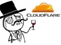 LulzSec taking advantage of the CloudFlare service