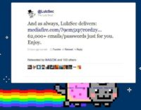 LulzSec announces dumping emails/passwords
