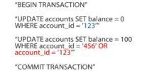 Creating 'new' money via SQL injection