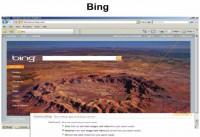 Bing Preferences