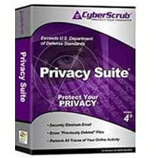 CyberScrub Privacy Suite 5.1