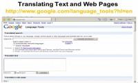 Google Translate service