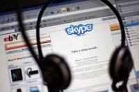 Skype is tough on eavesdropping due to end-to-end encryption