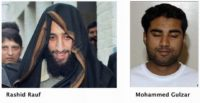 Rashid Rauf and Mohammed Gulzar – organizers of the attack