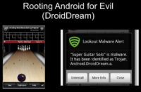 DroidDream rooted Android the bad way