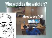 Viss watching the watchers