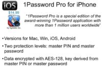 1PasswordPro: 2-tier protection