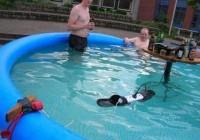 'Hi-end' swimming pool power supply