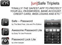 [un]Safe Triplets – 3 apps, same filename