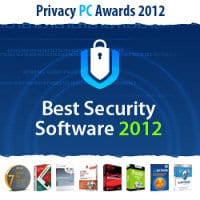 Best security software 2012