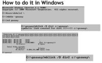 Recursive directory in Windows