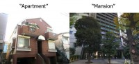 Two main types of homes in Japan