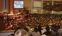 Church session in Korea