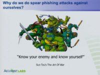 Justifying the attacks