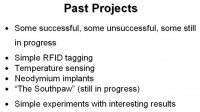 Lepht's projects