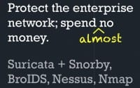 Tools used for protecting the enterprise network