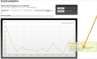 Tool to crawl social media by keywords