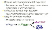 Software solver limitations