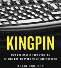Kevin Poulsen's Kingpin book about the notorious hacker Max Butler