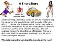 A Short Story - Terrorism as a Boil