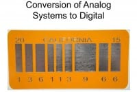 Analog-to-digital is the trend
