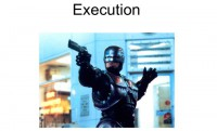 The really arguable issue of automated execution