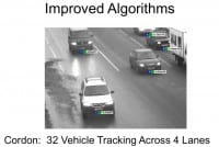 Systems are capable of tracking an identifying every car