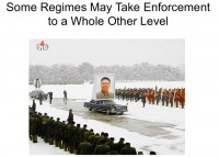 Regimes might abuse automated law enforcement