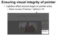 Utilizing the lightbox effect