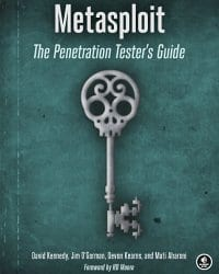 Metasploit: The Penetration Tester's Guide book