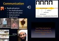 Radicalization stages