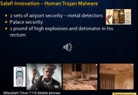 Innovation related to bombs