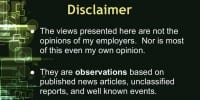The disclaimer