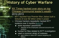NYT hacked due to resonant investigation