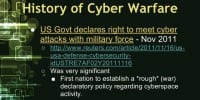 Significant shift in the US policy against cyber attacks