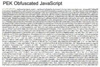 Obfuscated JavaScript code
