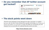 AP Twitter account hack