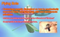 Flying bots technology