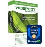 Webroot SecureAnywhere Internet Security Complete