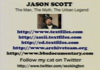 Ways to reach Jason Scott and his cat