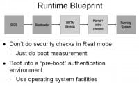 Runtime blueprint and basic tips