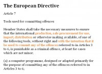 European initiative addressing distribution and sale of exploits