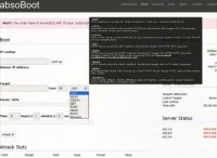 Admin panel for absoBoot